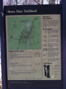 Stony Man Trailhead